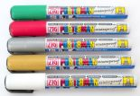 Christmas Pack of 5 Zig Posterman Waterproof Chalk Markers 6mm Broad tip